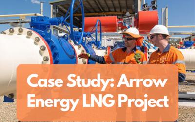 Case Study: Arrow Energy LNG Project